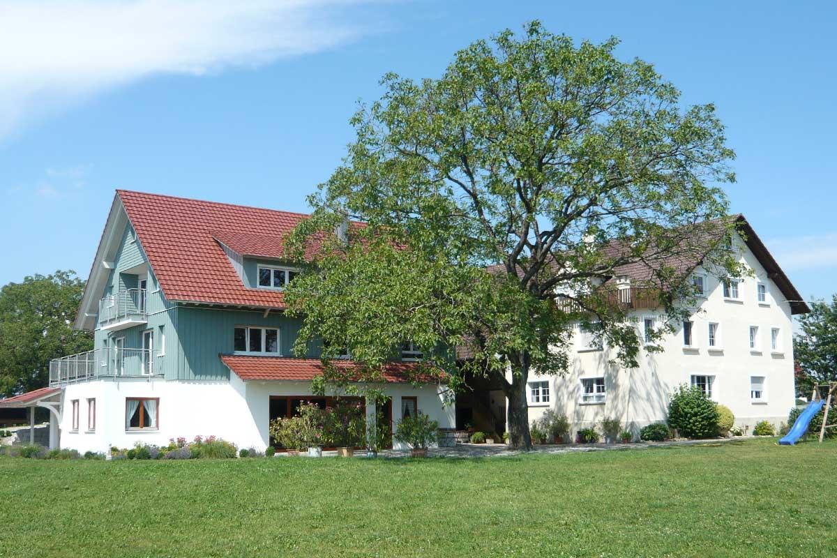 Besenwirtschaft, Obst- und Hopfenbaubetrieb Oßwald